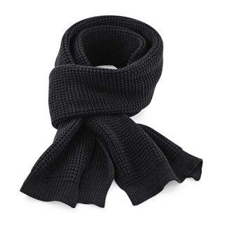 echarpe en tricot pour homme